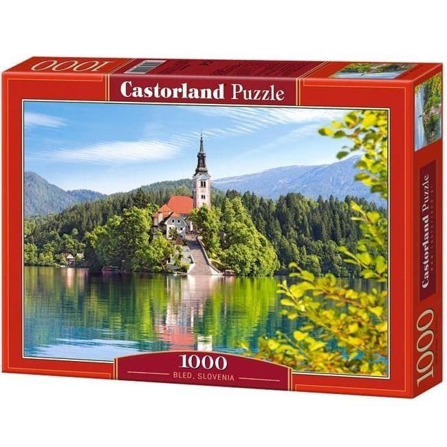 """Купить Castorland Пазл """"Замок. Словения"""" в интернет магазине. Цены, фото, описания, характеристики, отзывы, обзоры"""