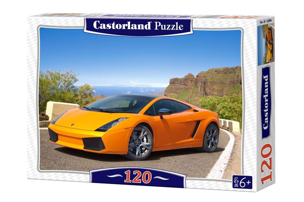 """Купить Castorland Пазл-midi """"Ламборджини"""" в интернет магазине. Цены, фото, описания, характеристики, отзывы, обзоры"""