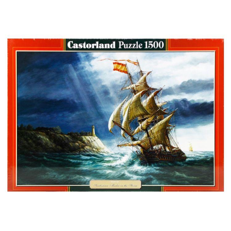 """Купить Castorland Пазл """"Парусник"""" в интернет магазине. Цены, фото, описания, характеристики, отзывы, обзоры"""