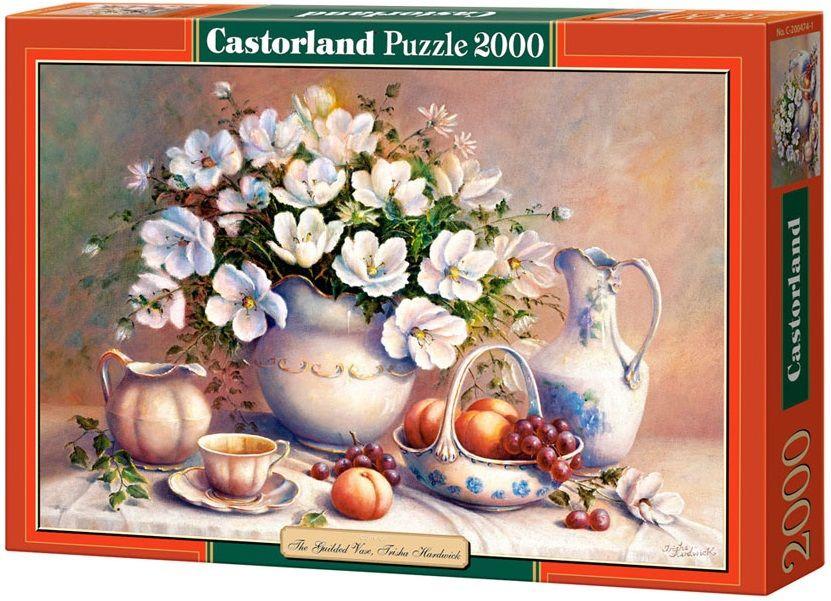 """Купить Castorland Пазл """"Позолоченная ваза"""" в интернет магазине. Цены, фото, описания, характеристики, отзывы, обзоры"""