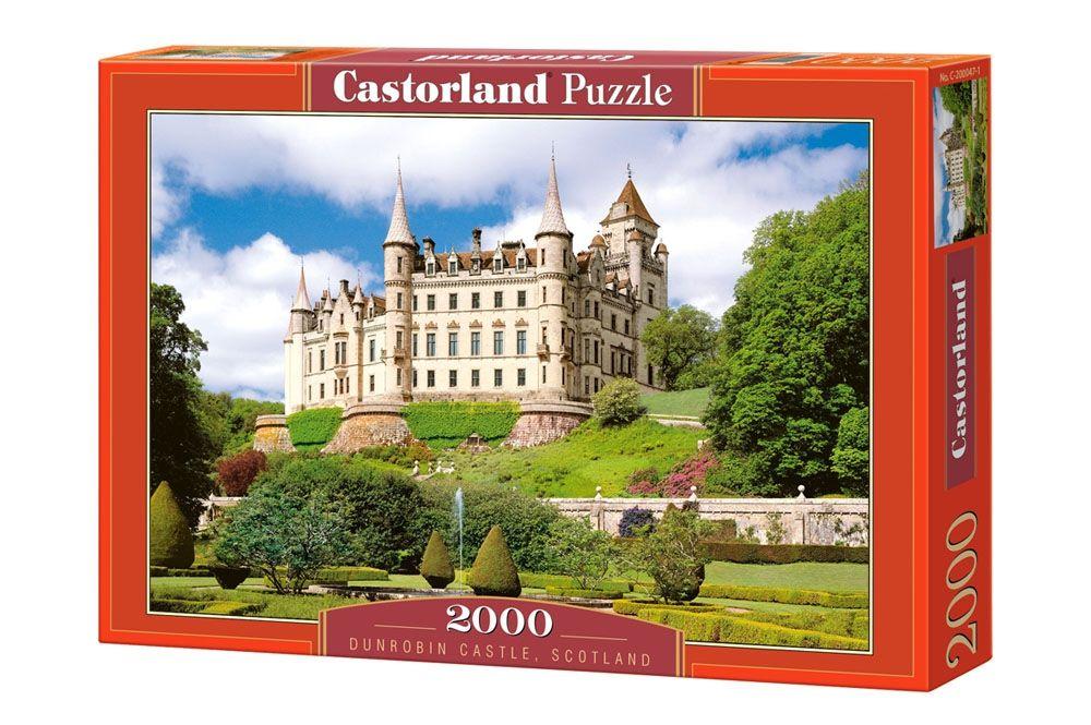 """Купить Castorland Пазл """"Замок на горе"""" в интернет магазине. Цены, фото, описания, характеристики, отзывы, обзоры"""
