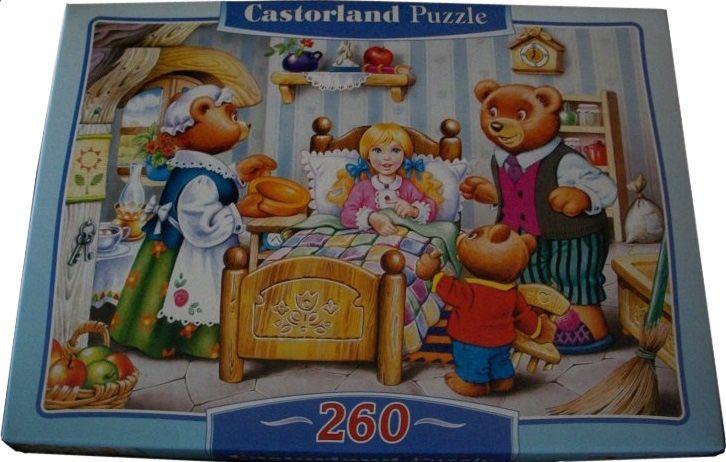 """Купить Castorland Пазл-midi """"Три медведя"""" в интернет магазине. Цены, фото, описания, характеристики, отзывы, обзоры"""
