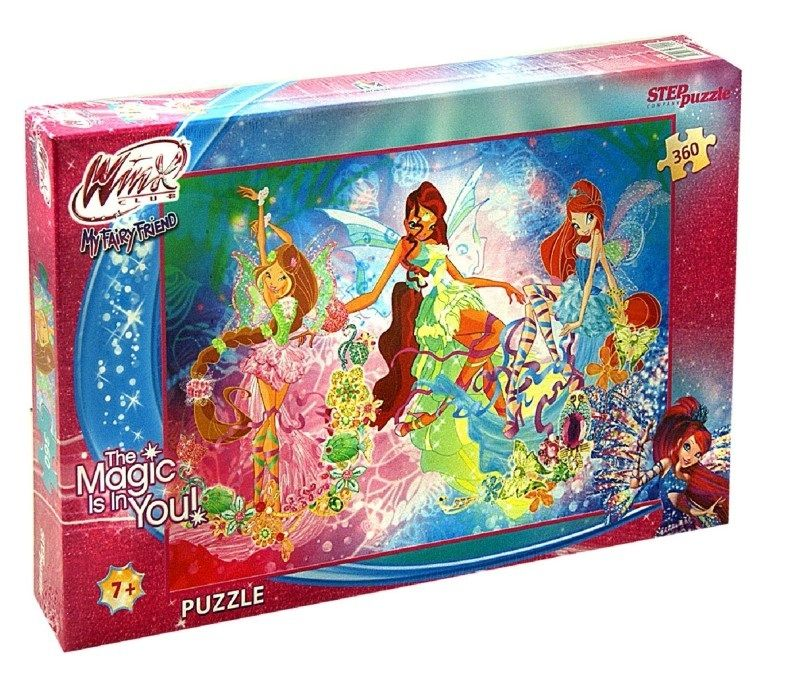 "Step Puzzle Пазл ""WinX"""