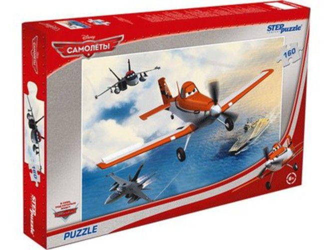 """Купить Step Puzzle Пазл """"Самолеты"""", в интернет магазине. Цены, фото, описания, характеристики, отзывы, обзоры"""