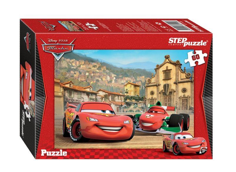"""Купить Step Puzzle Пазл """"Тачки-2"""", Дисней в интернет магазине. Цены, фото, описания, характеристики, отзывы, обзоры"""