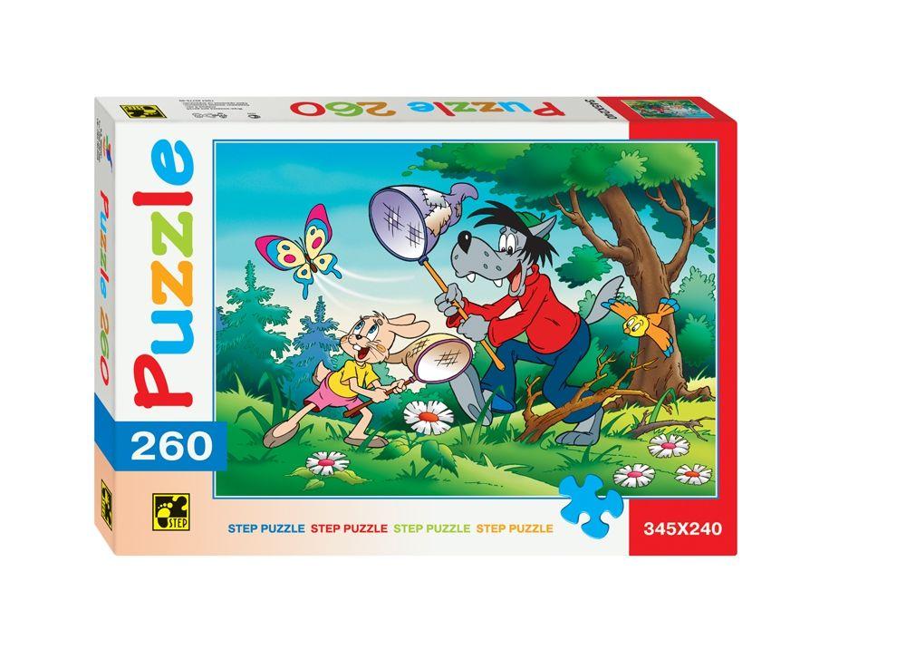 """Купить Step Puzzle Пазл """"Ну, погоди!"""", в интернет магазине. Цены, фото, описания, характеристики, отзывы, обзоры"""