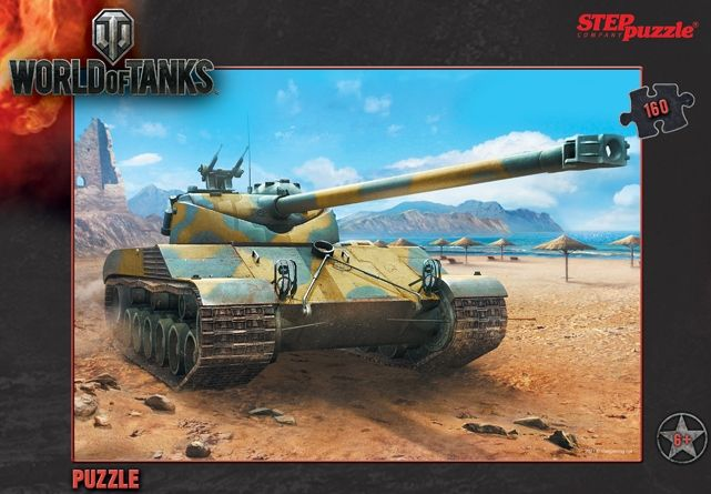 "Step Puzzle Пазл ""World of Tanks"" (""Танчики"")"