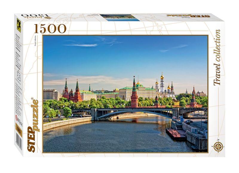 """Купить Step Puzzle Пазл  """"Москва. Кремль"""" в интернет магазине. Цены, фото, описания, характеристики, отзывы, обзоры"""