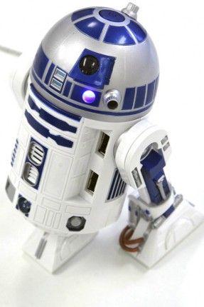 Купить HUB R2D2 в интернет магазине. Цены, фото, описания, характеристики, отзывы, обзоры