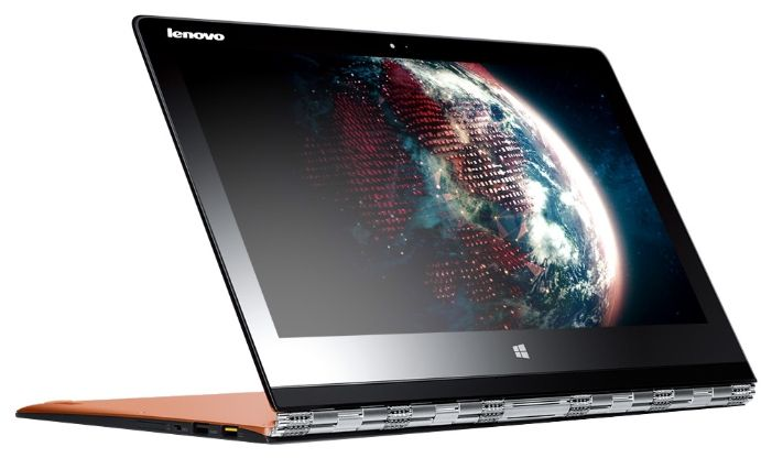 "Lenovo IdeaPad Yoga 3 Pro (Core M 5Y70 1100 Mhz/13.3""/3200x1800/8.0Gb/512Gb SSD/DVD нет/Intel HD Graphics 5300/Wi-Fi/Bluetooth/Win 8 64)"