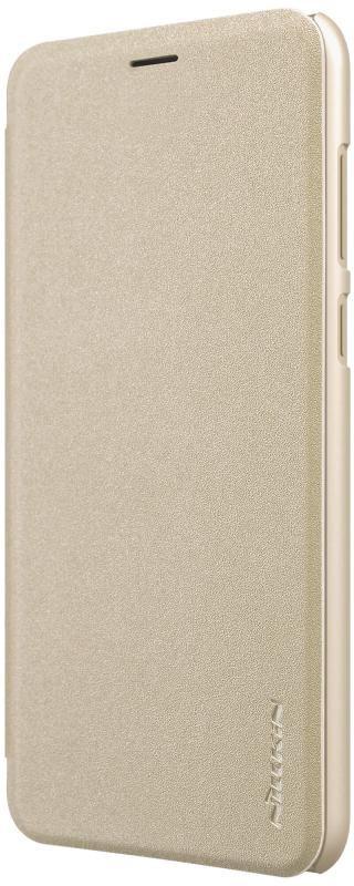 Купить Nillkin Чехол-книжка Sparkle для Huawei Honor 7X в интернет магазине. Цены, фото, описания, характеристики, отзывы, обзоры