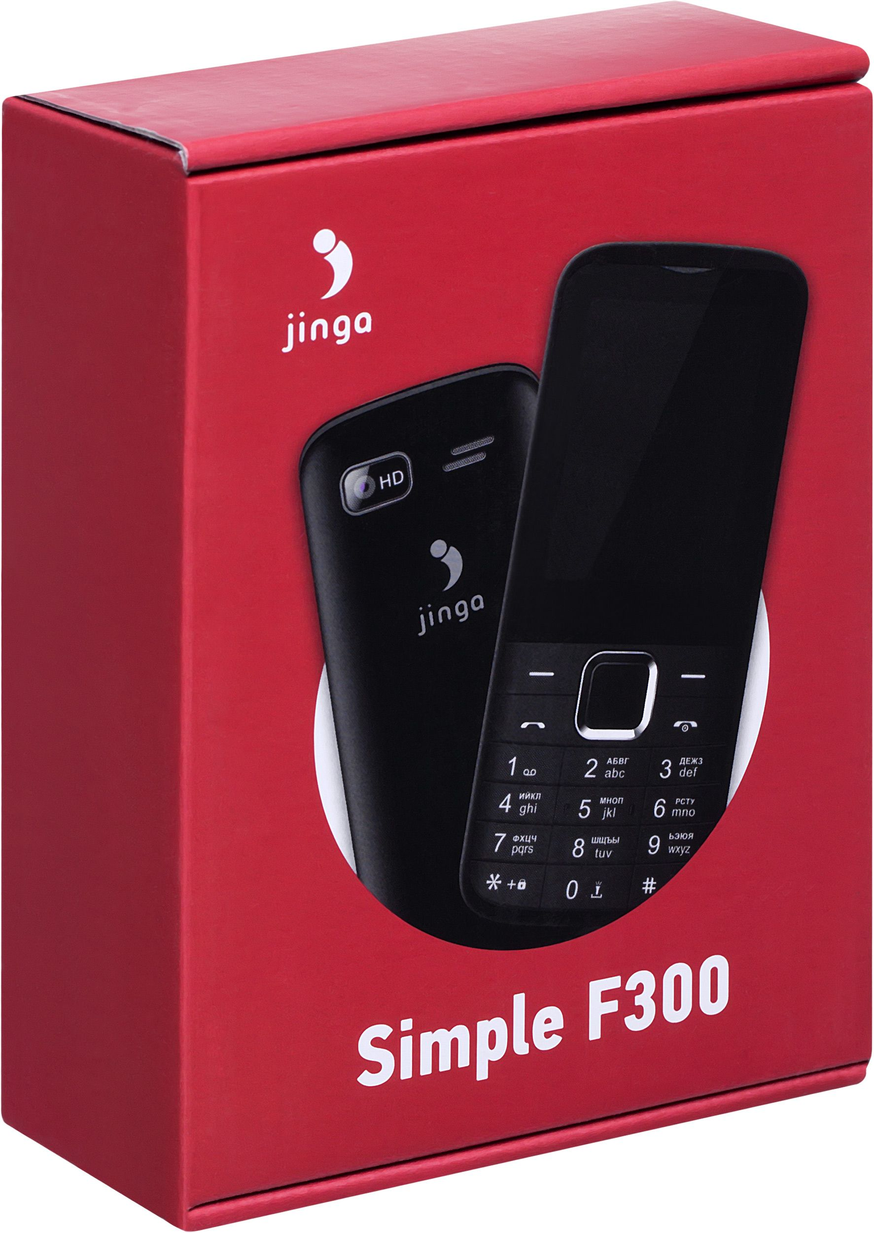 Jinga Simple F300