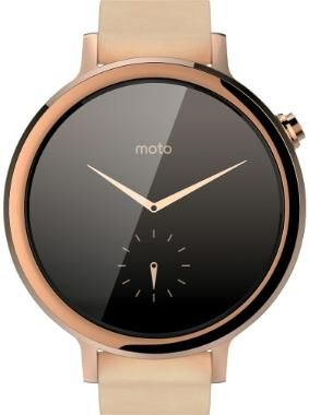 Motorola Moto 360 2nd Gen 42mm Women Leather
