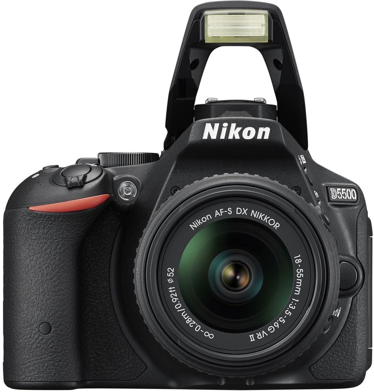 Nikon D5500 Kit 18-55mm VR II