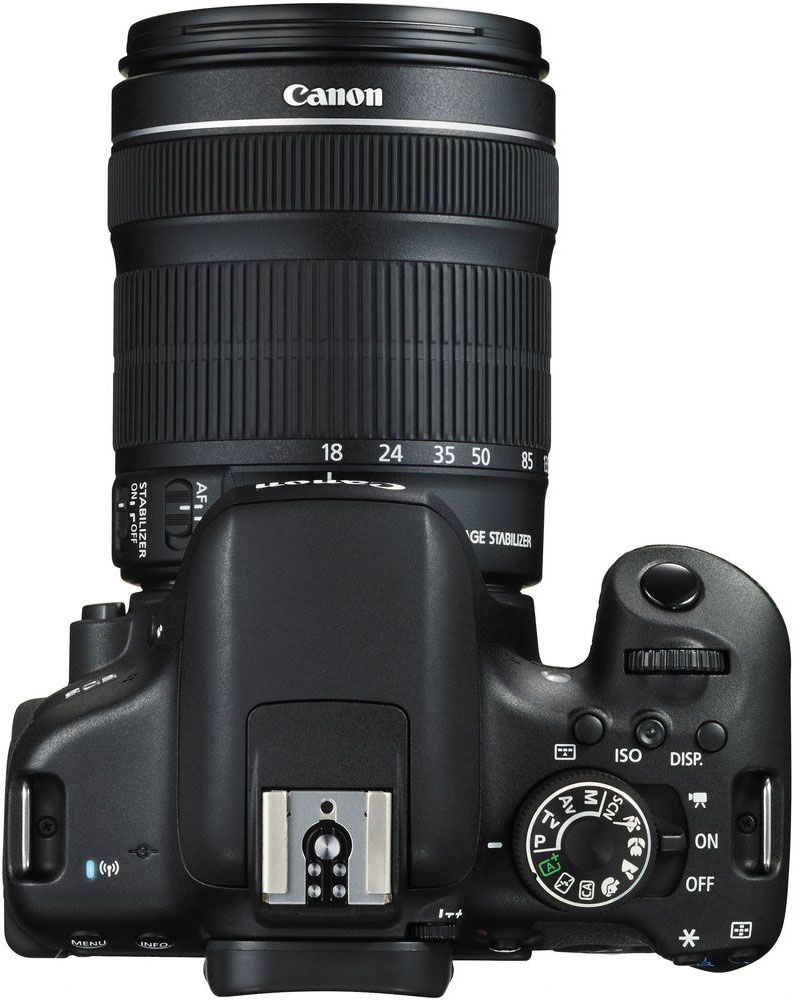 Canon EOS 750D Kit 18-135 IS STM