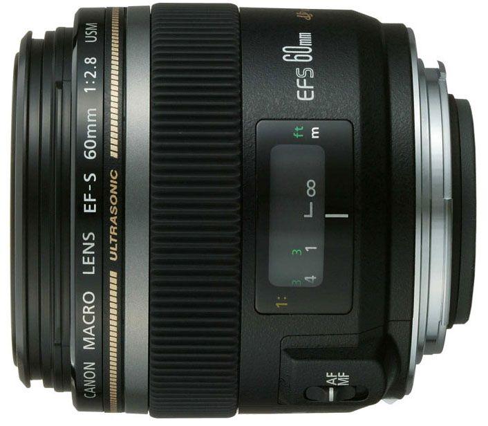 Купить Canon EF-S 60mm f/2.8 Macro USM в интернет магазине. Цены, фото, описания, характеристики, отзывы, обзоры