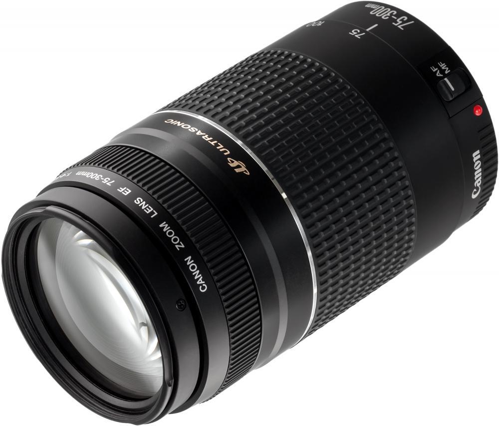 Купить Canon EF 75-300mm f/4-5.6 III в интернет магазине. Цены, фото, описания, характеристики, отзывы, обзоры