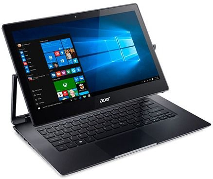 "Acer ASPIRE R7-372T-797U (Intel Core i7 6500U 2500 MHz/13.3""/2560x1440/8.0Gb/256Gb SSD/DVD нет/Intel HD Graphics 520/Wi-Fi/Bluetooth/Win 10 Home)"
