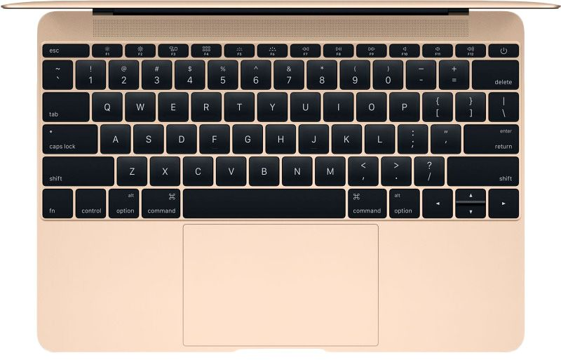 "Apple MacBook 12"" (MK4N2RU/A) 512Гб"
