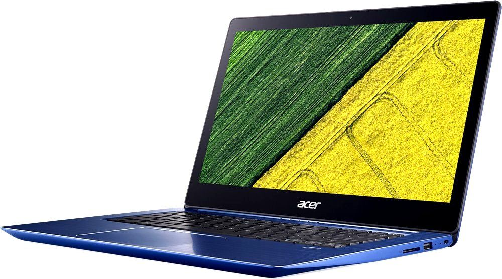 "Acer Swift 3 SF314-52G-8141 (Intel Core i7 8550U 1800 MHz/14""/1920x1080/8Gb/512Gb SSD/DVD нет/NVIDIA GeForce MX150/Wi-Fi/Bluetooth/Windows 10 Home) NX.GQWER.008"