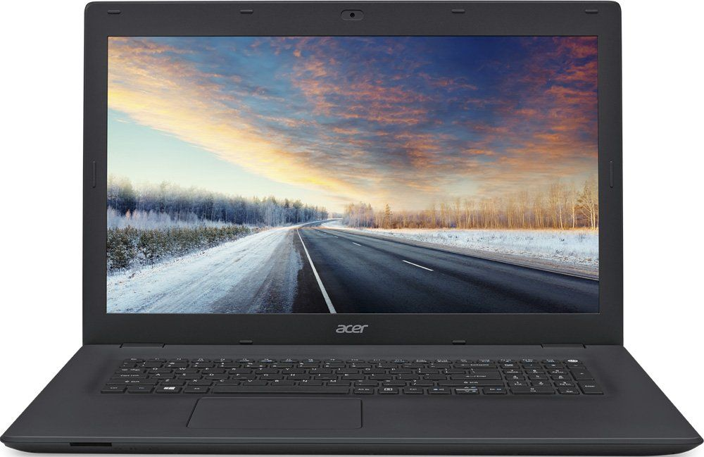 "Acer TravelMate TMP278-M-P5JU (Intel Pentium 4405U 2100 MHz/17.3""/1600x900/4Gb/500Gb HDD/DVD-RW/Intel HD Graphics 520/Wi-Fi/Bluetooth/Linux) NX.VBPER.009"