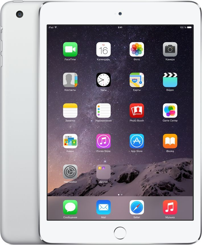 Apple iPad mini 3 64Gb Wi-Fi