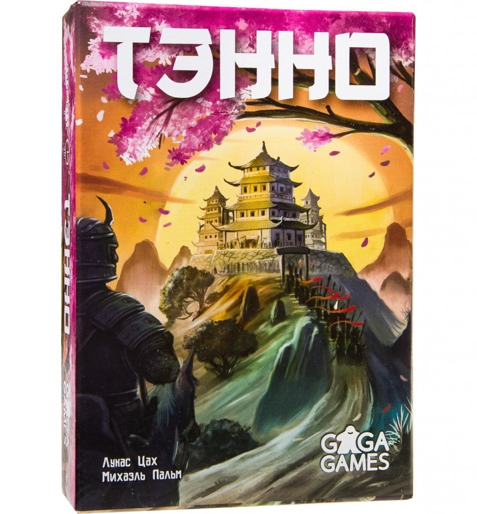 Купить Настольная игра Тэнно , Настольные игры для детей GaGa, Карточные игры