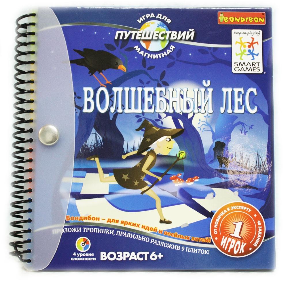 """Купить Bondibon Настольная игра """"Волшебный лес"""", магнитная в интернет магазине. Цены, фото, описания, характеристики, отзывы, обзоры"""