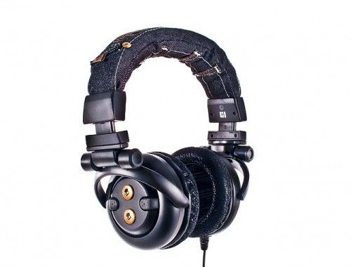 Skullcandy GI Black Denim