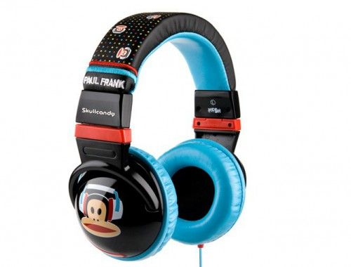 Skullcandy Hesh Paul Frank Black