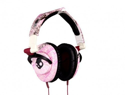 Skullcandy Skullcrushers Peace Love Noise