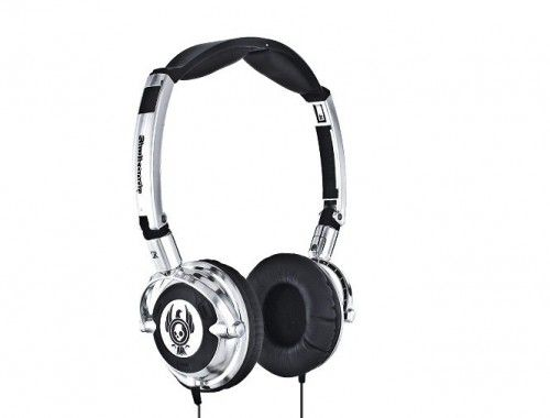 Skullcandy Lowrider Chrome-Black