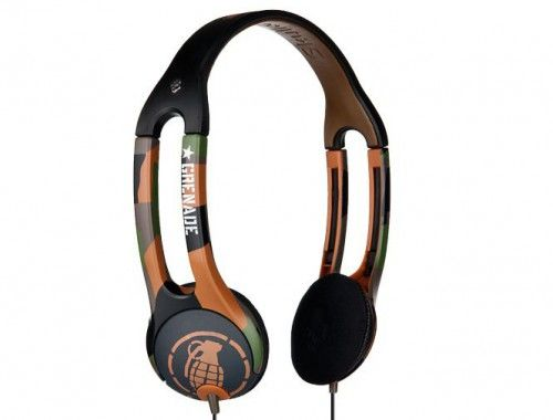 Skullcandy Icon 2 Grenade Army Camo