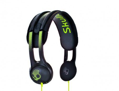 Skullcandy Icon Soft Black/Green