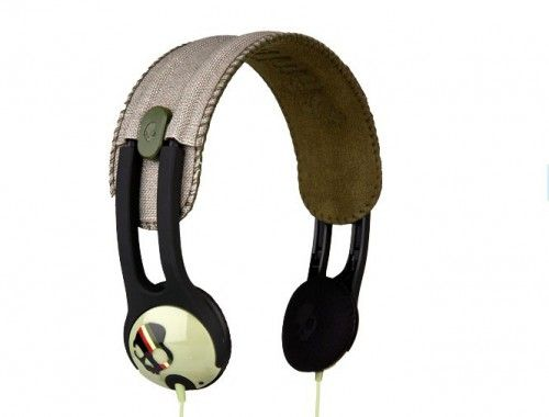 Skullcandy Icon Soft Habitat Rasta