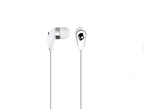 Skullcandy 50/50 White Chrome