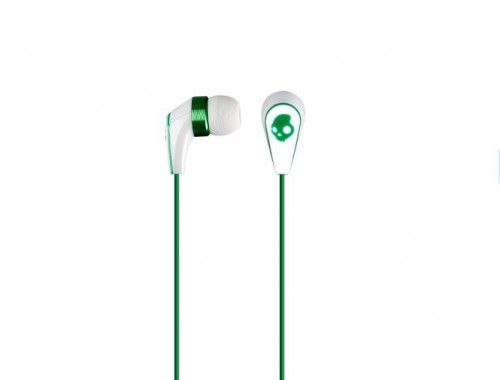 Skullcandy 50/50 White Green