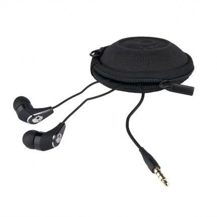 Skullcandy 50/50 Black Chrome