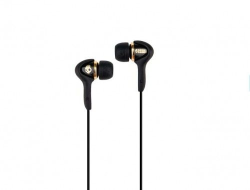 Skullcandy Smokin Buds Black/Gold