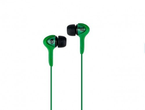 Skullcandy Smokin Bud Snoop Dogg Green