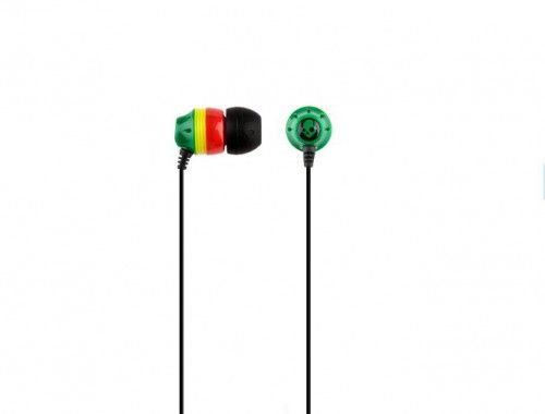 Skullcandy Ink'd Rasta