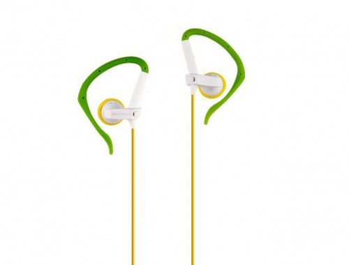 Skullcandy Chops White Green Yellow