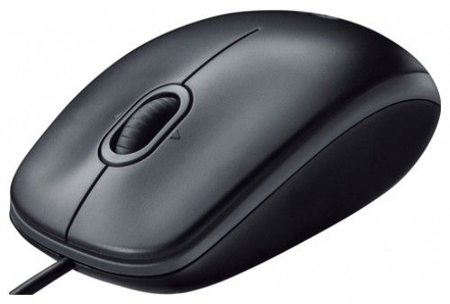 Logitech B110 Optical Mouse