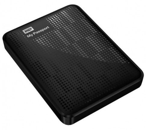 Western Digital My Passport 500GB (WDBKXH5000ABK)