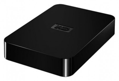 Western Digital Elements Portable SE 750GB (WDBPCK7500ABK)
