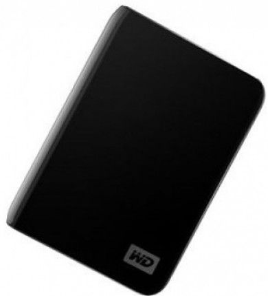 Western Digital Passport Essential  500GB (WDBACY5000ABK)