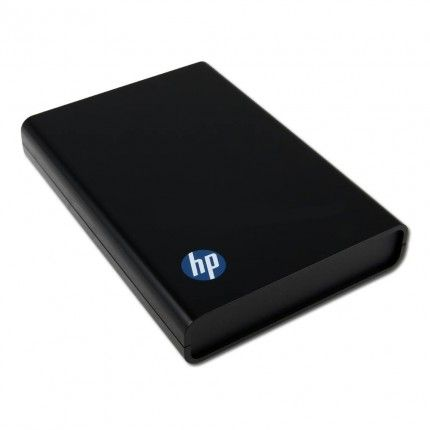 HP External Hard Drive 500GB (WDBACZ5000ABK-NESN)