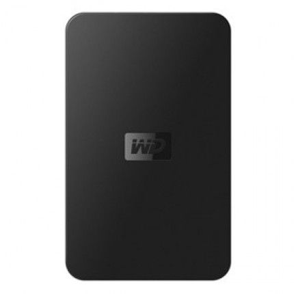 Western Digital Elements Portable 500GB (WDBAAR5000ABK)