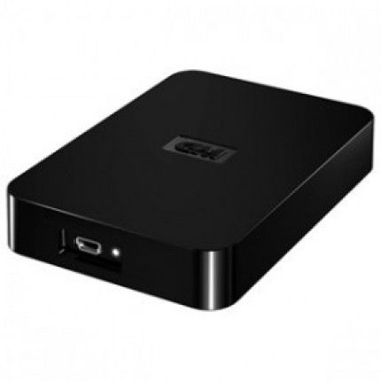 Western Digital Elements SE Portable 640GB (WDBABV6400ABK)
