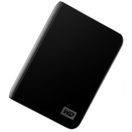 Western Digital Passport Essential 500GB (WDBAAA5000ABK)